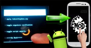 Install ClockWorkMod Touch Recovery on Galaxy S3  DroidViews