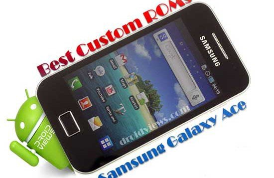 Best Android 4.1 / 4.2 Jelly Bean ROMs For Samsung Galaxy Ace S5830 Image