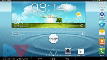 Take a Screenshot on Samsung Galaxy Tab 2 with Jelly Bean Firmware