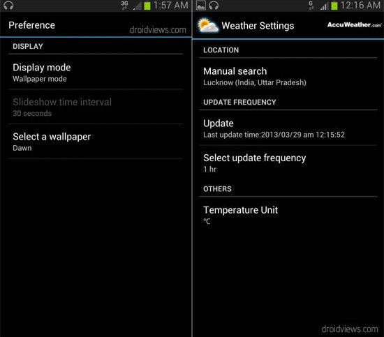 Install Asus Padfone 2 Day Scene Live Wallpaper And Weather Widget