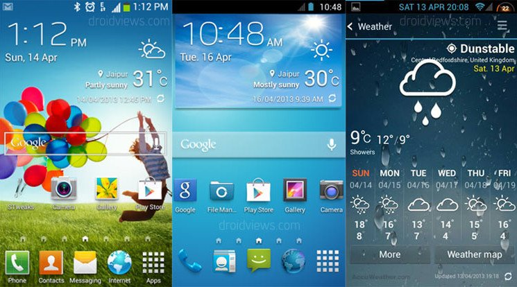 Weather & Clock Widget Android 5.9.5.3 for Android - Download