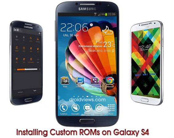 Best ROM for Samsung Galaxy S4