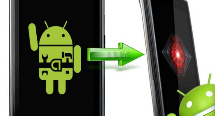 Restore your motorola droid razr from bootloop using fastboot files