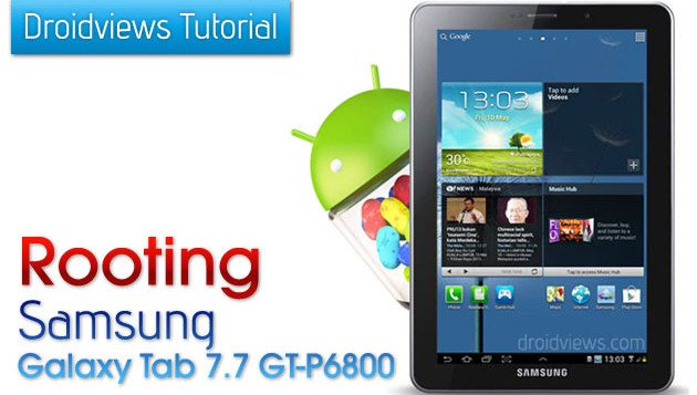 Rooting-Galaxy-Tab-7.7-GT-P6800-Jelly-Bean