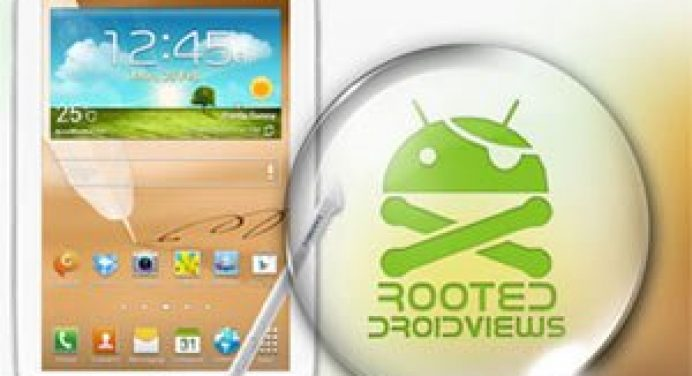 Root and Install CWM on Galaxy Note 8 0 GT-N5100, GT-N5110 & GT