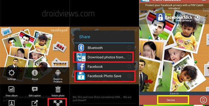 save-facebook-photos-to-android-devices