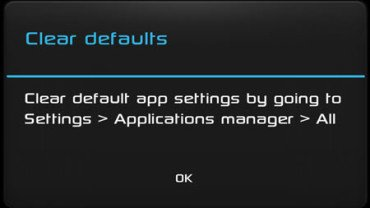 clear-defaults-on-android