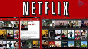 Watch movies and TV shows with Netflix