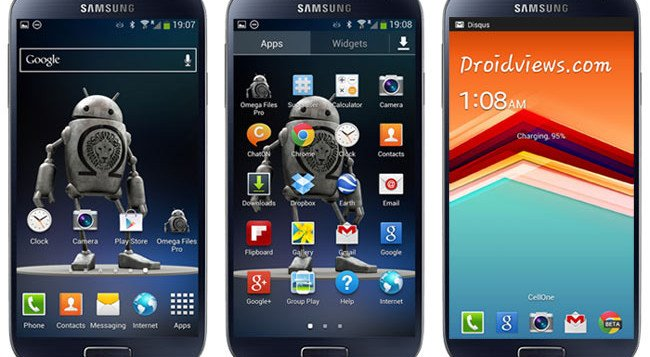 Best Custom ROMs for Samsung Galaxy S4 GT-I9500