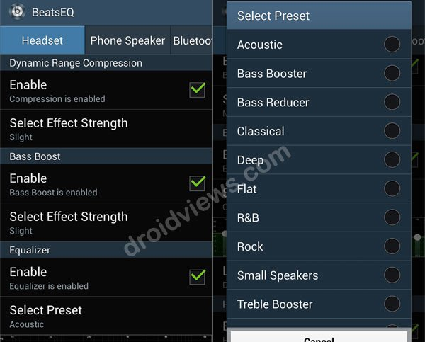 beats audio mod for galaxy s4